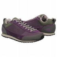 Scend Leather Shoes (Black Plum/Green) - Women's S