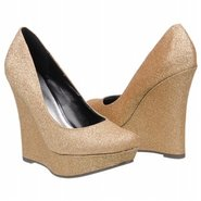 Anderson Glitter Shoes (Gold) - Women's Shoes - 6.