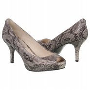 MK Flex Open Toe Shoes (Dk Sand Python) - Women's