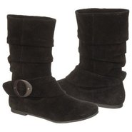 Dr. Scholl&#39;s Oakland Boots (Black Suede) - Women&#39;s