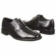 Martin Moc Tie Shoes (Black) - Men's Shoes - 9.5 M