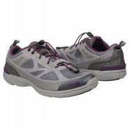 Hypershock Shoes (Silver Grey/Purple) - Women's Sh
