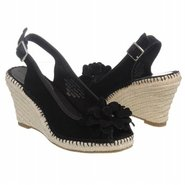 Cordelia Sandals (Black Suede) - Women's Sandals -