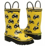 Tractor Traffic Tod/Pre Boots (Yellow) - Kids' Boo