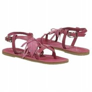 Almeria Pre/Grd Sandals (Pink) - Kids' Sandals - 3