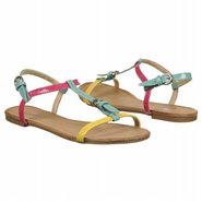 Shazaam Sandals (Green) - Women's Sandals - 7.0 B