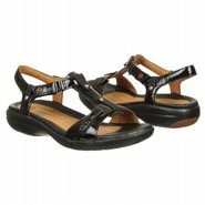 Un-Shade Sandals (Black Patent) - Women's Sandals
