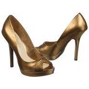 Hudson Shoes (Bronze Leather) - Women's Shoes - 6.