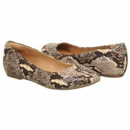 Valley River Shoes (Taupe Snake Print) - Women's S