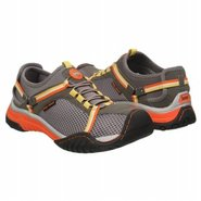 Bianca Trail Ready Shoes (Warm Grey/Citrus) - Wome