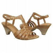 Evant Addy Sandals (Luggage Tan Leather) - Women's