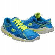 Go Run 2 Shoes (Blue/Yellow) - Men's Shoes - 9.0 M
