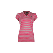 Women&#39;s Sea Level Tee Accessories (Neon Pink/Grey 