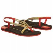 Kekoa Sandals (Tnf Red/Brown) - Women's Sandals -