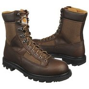 8  Low Logger Boots (Camel) - Men's Boots - 14.0 W