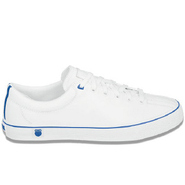 Clean Laguna Vnz Shoes (White/Classic Blue) - Men'