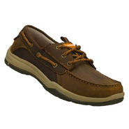 Valko-Burton Shoes (Dark Brown) - Men's Shoes - 6.