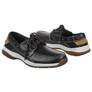 Helmsman Shoes (Navy Smooth) - Men's Shoes - 10.5