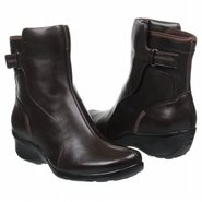Kinsy Boots (Brown Leather) - Women's Boots - 6.0