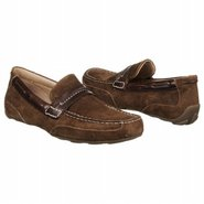 Navigator Penny Shoes (Chocolate Suede) - Men's Sh