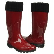 Kelly Boots (Red) - Women&#39;s Boots - 7.0 M