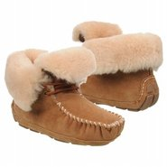 Sheepskin Moxie Boot Shoes (Chestnut) - Women&#39;s Sh
