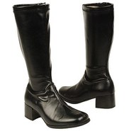 Sadie Pre/Grade School Boots (Black Stretch) - Kid