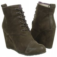 India Boots (Dark Brown Fawn) - Women's Boots - 11