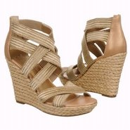 Cactus Shoes (Sand Satin Elastic) - Women's Shoes