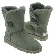 Boots Bailey Button (Grey) - Women's UGG Boots- 6.