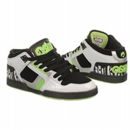 NYC 83 Mid Shoes (White/Lime/Drips) - Men's Shoes