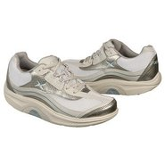Bodyworks-Sport Lace Shoes (Silver/Ice) - Women's
