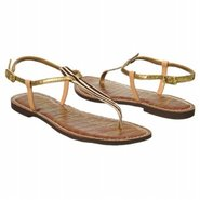 Gigi Sandals (Zebra/Gold/Peach) - Women's Sandals