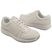 Zana Walking Sneaker Shoes (Winter White Leather) 