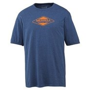 Men's Ringer Tee Accessories (Deep Sea Heather)- 1