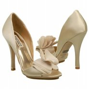 Randall Shoes (Vanilla Satin) - Women&#39;s Wedding Sh