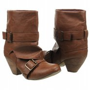Wang Boots (Whiskey Strike Pu) - Women's Boots - 6