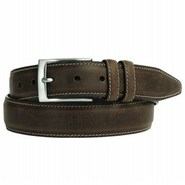 Men's Distressed Casual Accessories (Brown)- 32.0