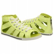 All Star Gladiator Mid Shoes (Yellow) - Women&#39;s Sh