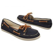 Fayette Tie Shoes (Navy) - Women's Shoes - 6.5 M