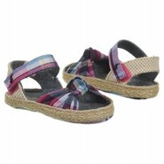 Fistina Inf Shoes (Pink Multi Plaid) - Kids' Shoes
