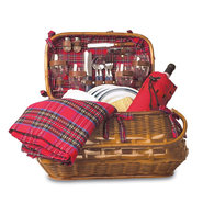 Highlander Picnic Basket