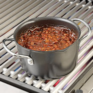Mr. Bar-B-Q Nonstick Saucepan &amp; Bean Pot - 1.5 qua