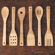 CHEFS Bamboo Tool Set