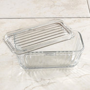 Bake N' Store Glass Dish and Lid - 5 Cup