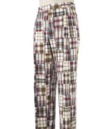 Madras Pleated Front Pants JoS. A. Bank