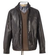 VIP Roadster Leather Jacket JoS. A. Bank
