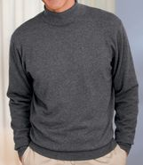 Signature Cotton Turtleneck Sweater JoS. A. Bank