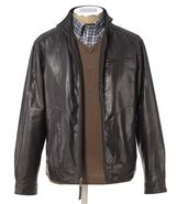 VIP Roadster Leather Jacket Big and Tall Sizes JoS