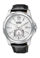 Eco-Drive Mens Straps Stainless Steel Watch - BV10